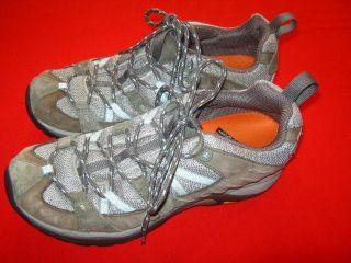 Womens Merrell Continuum Q Form Air Cushion Ortholite Walking Shoes Sz