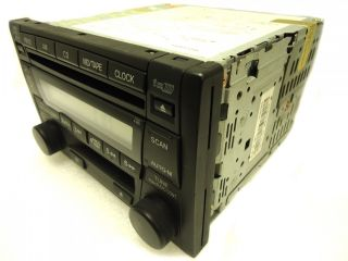 Mazda Protege Miata Tribute 626 Radio Stereo 6 Disc Changer Tape CD