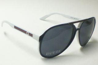 deae7088e2f ... Gucci GG 1627 s GG1627 Blue White IPG Sunglasses 1627 ...