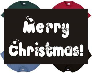 Shirt Tank Merry Christmas Holiday Season