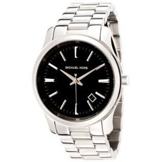 Michael Kors   MK5159   Silver Tone Stainless Steel Black Dial Womens