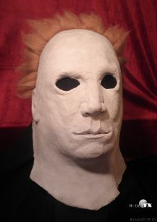 Michael Myers Halloween X Mask   #2 of only 10   not Freddy Jason