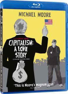 Capitalism A Love Story Brand New Blu Ray