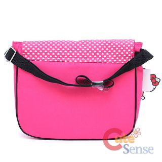 Kitty Messenger Bag Mini 10 Face 3D Pink Bow Shoulder Hand Bag