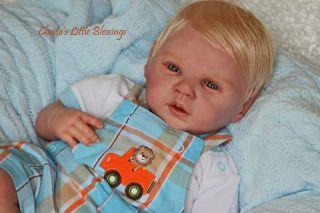 Doll~Baby Boy~DARLING LITTLE**LADIES MAN**~Gabriel by Michelle Fagan