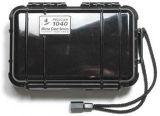 New Pelican 1040 Micro Case Solid Black Dry Box Sale 1040 025 110