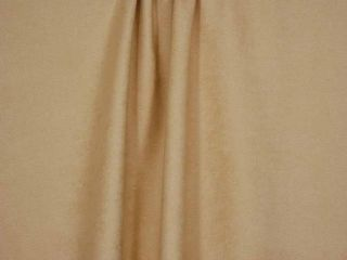 Golden Tan Micro Fiber Suede Drapery Upholstery Fabric