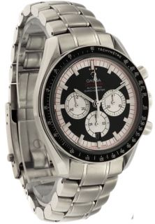 3507 51 00 Brand New Omega Michael Schumacher Legend Speedmaster Mens