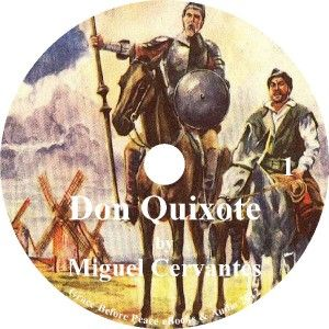 Vol 2 True Classic Audiobook by Miguel Cervantes on 1  CD