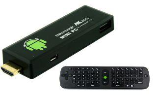 MK802 II Mini PC Google TV Box WiFi Air Mouse Wireless Keyboard