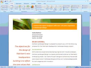 Microsoft Office Enterprise 2007 Full Version with Unlimited Uses