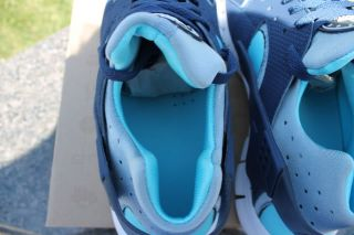 Run Sz 13 2012 Midnight Navy Blue Grey Tide Pool 510801 444