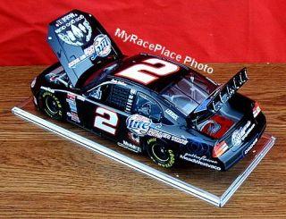 2003 ACTION  Rusty Wallace Miller Lite Beer Dodge 1/24 NASCAR Sprint