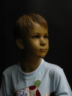 Boy Full Body Reail Display Shop Mannequin Dummy Model Manakin   Milo