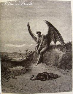 Franklin Library John Milton Paradise Lost Gustave Dore