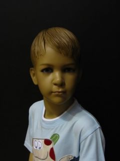 Boy Full Body Retail Display Shop Mannequin Dummy Model Manakin   Milo