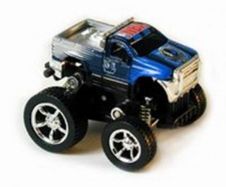 NBA 2003 Dallas Mavericks Mini Monster Truck Ford F350
