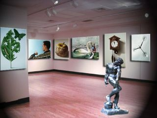 European contemporary artist Mihai Criste