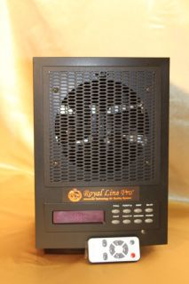 2011 Living Fresh Air Purifier Smoke Eater Machine Ozone Generator