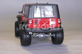 RC4WD 1 10 Rock Crawler RC Truck Jeep Wrangler Rubicon 2 4GHz RTR 90