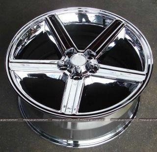 22 inch Wheels and Tire Sale IROC Camaro Chevy El Camino Chrome Rims