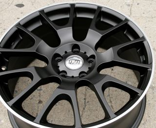 LEGACY 7 19 S BLACK RIMS WHEELS MAZDA CX5 2013 up / 19 x 8.0 5H +48