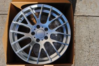 18 BMW CSL Style Staggered Wheels Fits BMW Z3 and Z4M E36 E46 E90