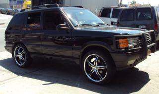 Viscera 770 20 Chrome Rims Wheels BMW 3 Series 323 325 328
