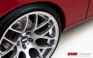 Hyper Silverl Wheels Rims Fit BMW 325i 328i 330i 335i 2006 2011