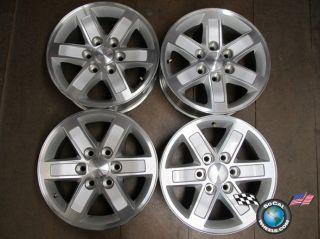 Sierra Yukon Denali Factory 17 Wheels Rims OEM Suburban 5296 9595857