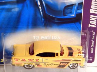 Hot Wheels 2007 Series mainline die cast vehicle. This item is on a