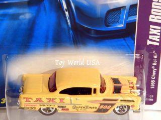 Hot Wheels 2007 Series mainline die cast vehicle. This item is on a