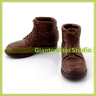 Action Figure Accessories Military Shoe Boot s 111