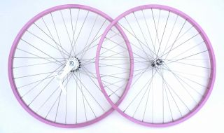 Beach Cruiser Bike 24x1 75 Rear Front Wheels Rims