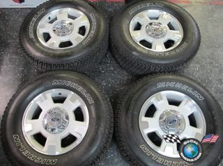 Four 04 13 Ford F150 Expedition Factory 17 Wheels Tires OEM Rims 3781