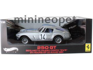 Ferrari 250 GT Berlinetta Passo Corto SWB Le Mans 1961 14 1 18