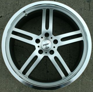 20 Silver Rims Wheels Dodge Magnum AWD V6 V8 20 x 8 5 5H 40