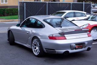 19 Porsche AG310 Silver Wheels Rims 996 997 C2 GT3