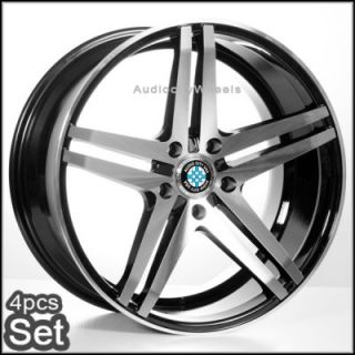 19 for BMW Staggered Wheels Rims 1 3 5 6 7SERIES M3 M5 M6 x3 X5