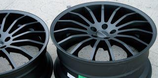 Giovanna Martuni 22 Black F Rims Wheels Bentley GT
