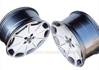20 inch Rims Wheels Benz E500 E550 S500 S550 Euromag EM1