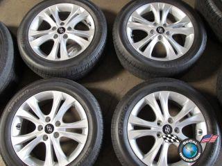 09 11 Hyundai Sonata Factory 17 Wheels Tires OEM Rims 70803
