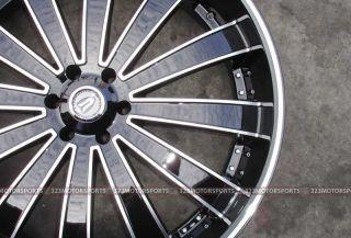 inch SUV Q56 WHEELS & TIRE RIMS VERSANTE VE225 INFINITI RIMS WHEELS
