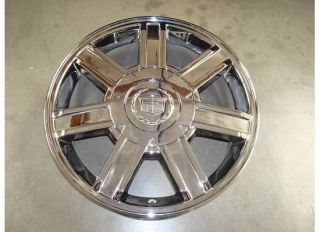 Cadillac ESCALADE Chrome Wheel RIM OEM Factory 07 11 08 09 10 EXT ESV
