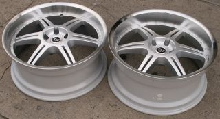 Stern Touring Sport ST2 19 H Silver Rims Wheels CLS63 AMG 19 x 8 5 9