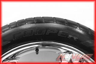 LTZ Silverado GMC Yukon Sierra Denali Chrome Wheels Tires 20