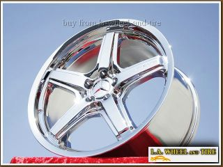 NEW MERCEDES BENZ GL550 AMG 21 OEM CHROME WHEELS RIMS 85014 EXCHANGE