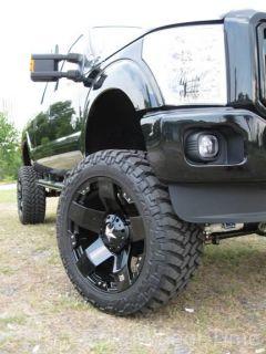 22 Black XD Rockstar Wheels Rim Nissan Titan Armada Toyota Tundra