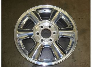 17 GMC Envoy POLISHED Wheel Rim OEM SLT SLE XL 02 07 Factory 03 04 05