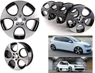 wheels / rims for VW Golf GTI MK5 6 EOS and Passat Years 2006   2011